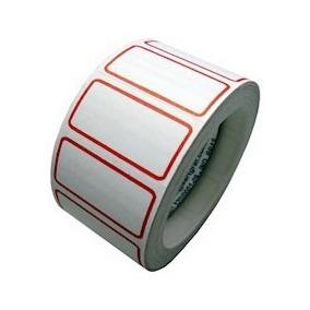 Etiqueta Adesiva Para Preço 39x20mm C/1000 Etiquetas F4