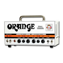 Cabezal Orange Dual Terror Valvular 30w...!!!!