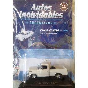 Autos Inolvidables Argentinos Ford F100 1972