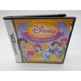 Disney Princess Nintendo Ds Original Mídia Física