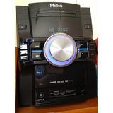 Philco Ph1100m Mini System - Cd/dvd, Hdmi, Usb, Fm E Karaokê