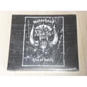 Cd Motorhead - Kiss Of Death 2006 (digipack Deluxe + Bônus)