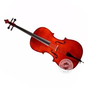 Violoncelo Cello 4/4 Alan Completo - Frete Grátis