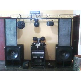 Alquiler Display Sonido Profesional En Frontera Caribeña