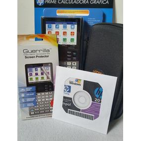Calculadora Hp Prime+case Especial+pelicula+cdmaster