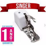 Calcador Pé Overlock C/ Sistema Corte Patchwork Para Singer