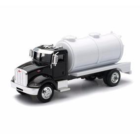 1:43 Camion Pipa Vactor Desazolve Presion Peterbilt A Escala