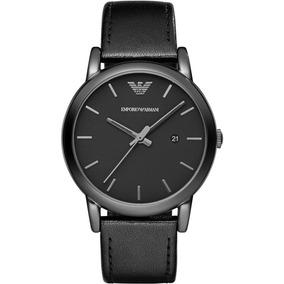 Reloj Emporio Armani Hombre Modelo Ar1732 Negro