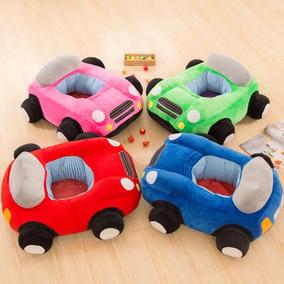 Pelúcia Brinquedo Carro D Bebe Importado Descanso Assento