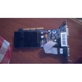 Tarjeta De Video Nvidia® Geforce 6200 Ddr2 256mb