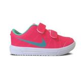 Tênis Nike Infantil Menina Pico Lt Feminino Rosa Ft Original