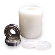 Rodas De Carga De Nylon 80 X 100 C/rolamento