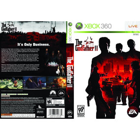 The Godfather 2 Xbox 360 Lt 3.0 (ação/estilo Gta)
