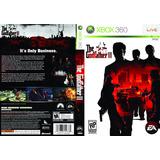 The Godfather 2 Xbox 360 Lt 3.0 (ação/estilo Gta)