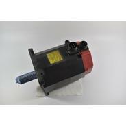 Fanuc A06b-0143-b075 Ac Servo Motor A12 / 3000 115 Vac 12a 3