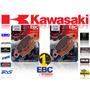 Pastilla De Freno Ebc Hh Delanteras Kawasaki Gpz 500 S