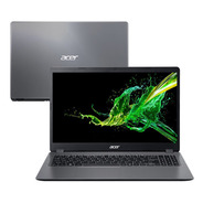 Notebook Acer , 4gb, 1tb, Gray, Led 15.6 + Mochila Acer