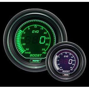 Medidor Prosport 52mm Boost Serie Evo Digital
