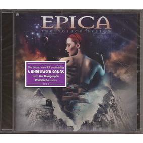 Epica The Solace System [cd] Importado Nuevo!!!