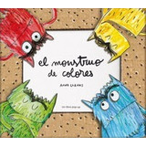 El Monstruo De Colores (pop-up) Anna Llenas