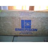 Motor Ventilador Un Eje, Marca Emerson, 1/4hp, 1075rpm