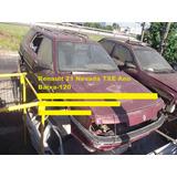 Caixa Cambio Mecânica Na Troca Renault 21 93
