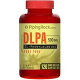 Dlpa 500 Mg - Piping Rock- Energía Y Bienestar