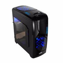 Gabinete Pc Gamer Sentey Furious Gs-6062 Cooler Ventana Usb3