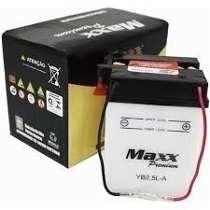 Bateria Moto Maxx Yb2, 5la Honda Cg/today/titan99