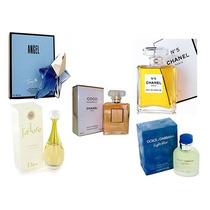 Kit 5 Perfumes Contratipos Replicas Importadas 60ml