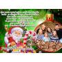 Cartão De Natal Personalizado 32 Unidades