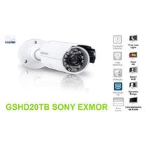 Kit 10 Cameras Ahd Giga Sony Exmor Gshd20tb Cftv Bullet