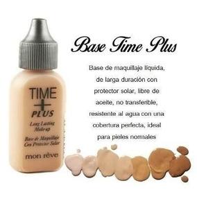 Base Time Plus Monreve Original Nuevas Maquilalje