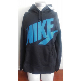 Polerón Nike De Hombre Negro Con Gorro Nuevo Original