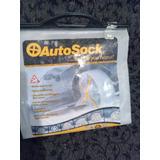 Cadenas/fundas Textiles Para Nieve/hielo Autosock #56