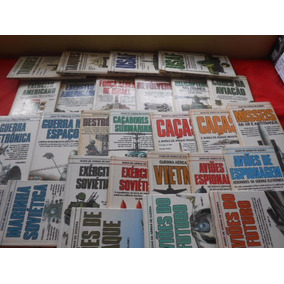 Guias De Armas De Guerra Nova Cultural Lote 27 Livros Oferta