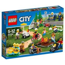 60134 Lego City Diversão No Parque - Pack Pessoas Da Cidade