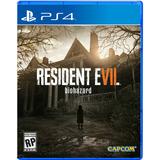 Resident Evil 7 Biohazard Ps4 Juga Con Tu Usuario