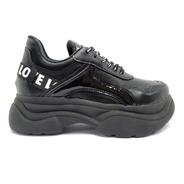 Zapatillas Plataforma Mujer Sneakers Urbana Cordon Love