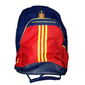 Mochila Espanha Real Federación Futebol adidas Original 3 S a134981f604a2