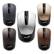 Mouse Inalambrico Genius Nx 7015 Wireless Blueeye Gold
