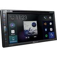 Estereo Doble Din Pioneer Avh 2500 Bluetooth Carplay Usb Rca