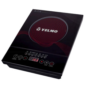 Anafe Electrico Vitroceramico Yelmo An-9901 Digital 2000w C