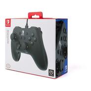 Joystick Powera Control Con Cable Nintendo Switch Negro