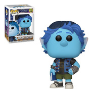 Boneco Funko Pop Disney Onward - Barley Lightfoot 722