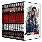 Criminal Minds Dvd Mentes Criminales Importe Por Temporada