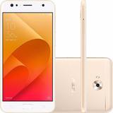 Smartphone Asus Zenfone 4 Selfie Dual Andr 7 64gb 4g 20+8mp