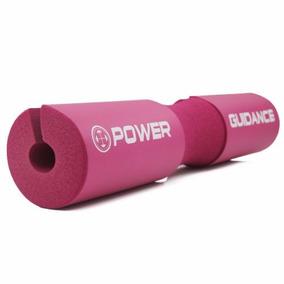 Protector De Cuello Rosa Barra Gym Americano Sentadilla