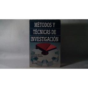 Métodos Y Tecnicas De Investigacion Lourdes Münch