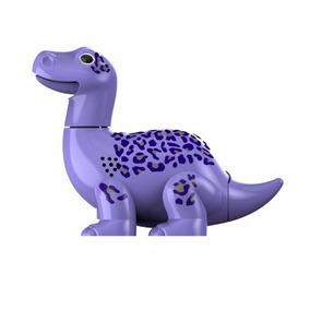 Digidinos Dinossauro Interativo Apatosaurus Roxo Dtc